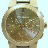写真:バーバリー 時計 買取しました!
