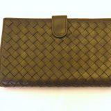 写真:ボッテガ・ヴェネタ 財布 買取しました!