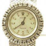 写真:ロレックス レディース腕時計 買取しました!