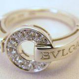 写真:ブルガリ ダイヤリング 買取しました!