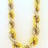 写真:金 プラチナ ネックレス 買取しました!