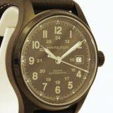 写真:ハミルトン 腕時計 買取しました!