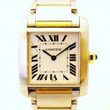 写真:カルティエ 腕時計 買取しました!