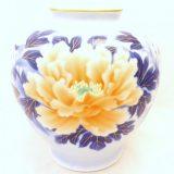写真:深川製磁 花瓶 買取しました!